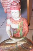 Buddha meditation. Size H30 cm. Price FOB 5,55 usd excl packing. Art. code: CP093.