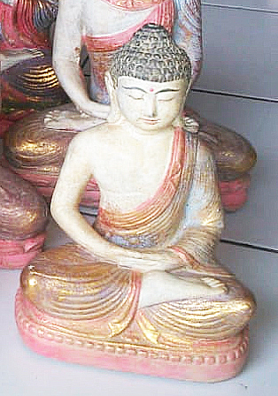Buddha meditation. Size H22 cm. Price 3,85 usd excl packing. Art. code: CP096.