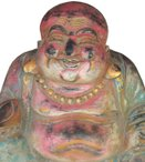 Happy Buddha. Size H36 cm. Price FOB 6,45 usd excl packing. Order code CP039.