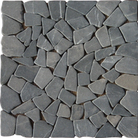 Puzzle Mosaic Grey Marble – Order code: PZM02A