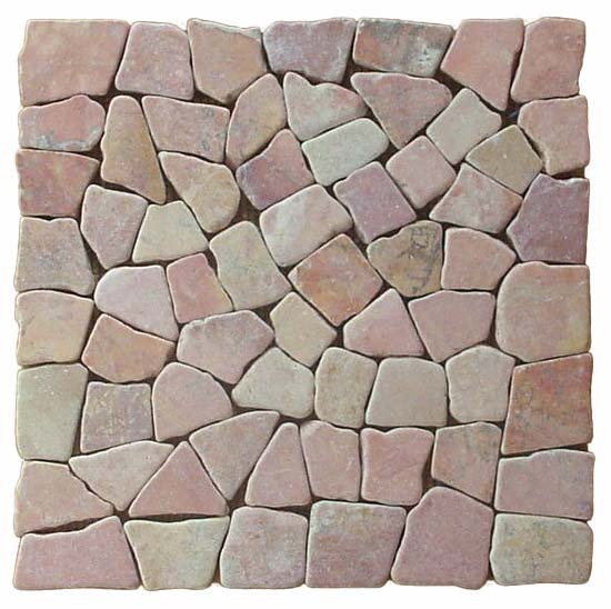 Puzzle Mosaic Red Marble – Order code: PZM09A