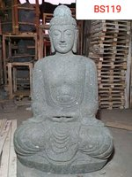 Sitting Buddha Green stone. Art. code BS119. Size H125, L70, W55cm. Weight 475 kg. Price Exwork 143 usd, Price FOB 168,98 usd.