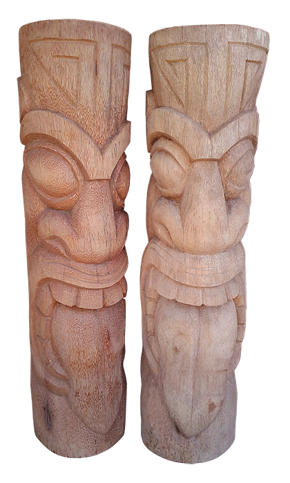 Tiki Coconut statue H 50cm, Diameter 25-27cm. Art. code TC013. Price FOB 14,70 usd. Tiki Coconut statue H 60cm, Diameter 25-27cm. Art. code TC014. Price FOB 18,30 usd.Tiki Coconut statue H 100cm, Diameter 25-27cm. Art. code TC015. Price FOB 25,15 usd. Tiki Coconut statue H 150cm, Diameter 25-27cm. Art. code TC016. Price FOB 36,90 usd.