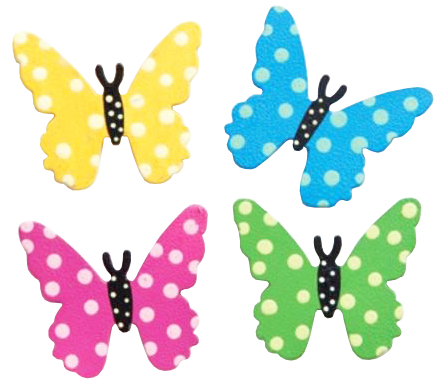 Magnet animal wood butterfly. Art. code ZM039 lightyellow.  Art. code ZM040 lightblue. Art. code ZM041 lightpink. Art. code ZM042 lightgreen. Size L 8 cm, H 7 cm. Price FOB 0,30 usd.